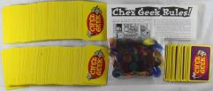 Chez Geek Collection #2 - Chez Geek, Block Party, & Chez Goth!