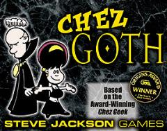 Chez Goth (1st Edition)
