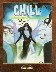 Chill - Horrors From the Unknown Book