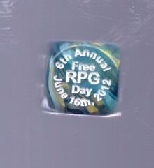 D6 2012 Free RPG Day Die