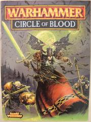 Circle of Blood - Rulebook Only!