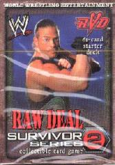 Survivor Series 2 - Mr. Monday Night Edition, Rob Van Dam