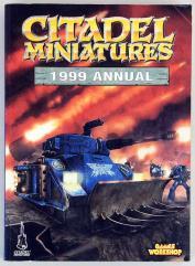 Citadel Miniatures Catalog Annual 1999