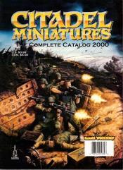 Citadel Miniatures Complete Catalog 2000