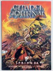 """Citadel Journal Spring 1986, The """"The Vengeance of the Lichemaster"""""""