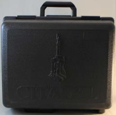 Citadel Large Figure Case - Black