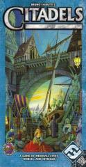 Citadels w/Dark City Expansion (2nd Printing)