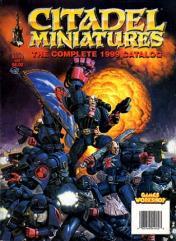 Citadel Miniatures Complete Catalog 1999