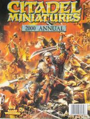 Citadel Miniatures Catalog Annual 2000