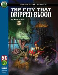 City that Dripped Blood, The (5E, Noble Knight Exclusive)