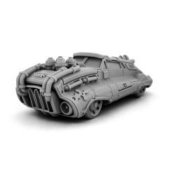 Imperial City Car MK - IX