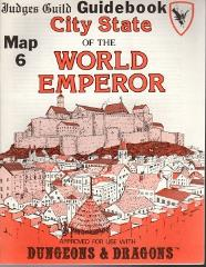 City State of the World Emperor - Map Book
