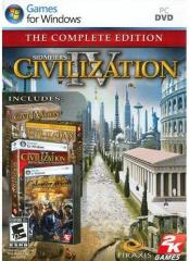 Sid Meier's Civilization IV - The Complete Collection