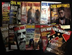 Civil War Times Collection - 12 Issues!