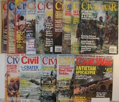 America's Civil War Magazine Collection - 16 Issues!