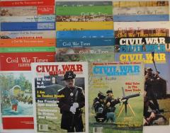 Civil War Times Illustrated Collection - 26 Issues!