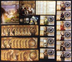 Sid Meier's Civilization 2-Pack, Base Game + Fame & Fortune Expansion Pack