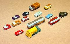 Civilian Vehicles