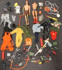 Classic GI Joe Parts Collection