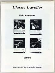 Classic Traveller Folio Adventures #1