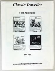 Classic Traveller Folio Adventures #2