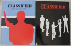 Classified RPG 2-Pack - Core Book & Operation Rogue Lion!