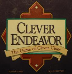 Clever Endeavor (Deluxe Edition)