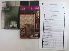 Heroclix Map Lot #1