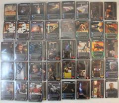 Star Wars - Attack of the Clones - Near Complete Set with Bonus Cards