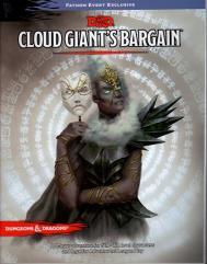Cloud Giant's Bargain (PAX West Promo)