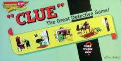 Clue - Classic Reproduction, 1949 1st Edition