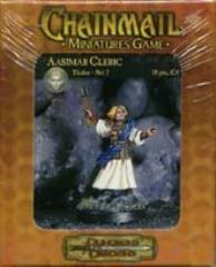 Aasimar Cleric