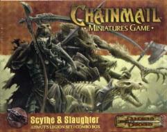Ahmut's Legion Set #1 Combo Box - Scythe & Slaughter