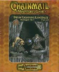 Dwarf Lightning Lancer