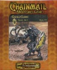 Gnoll Cleric