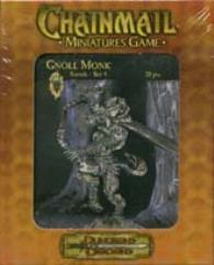 Gnoll Monk