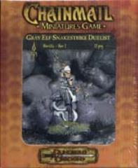 Gray Elf Snakestrike Duelist