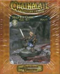 Half-Elf Cleric