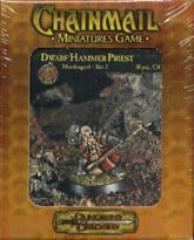Dwarf Hammer Priest