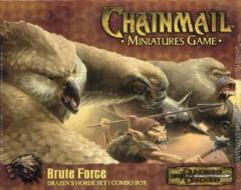 Drazen's Horde Set #1 Combo Box - Brute Force