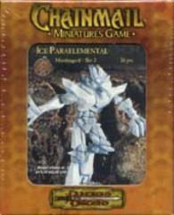 Ice Paraelemental