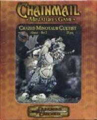 Crazed Minotaur Cultist