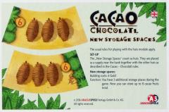 Cacao - New Storage Spaces