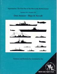 Volume #2 - Supermarina I, Data Annexes (2nd Edition)