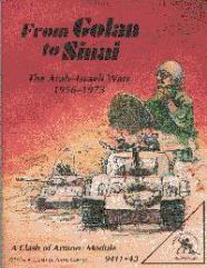 From Golan to Sinai