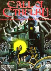 Call of Cthulhu (1st Edition)
