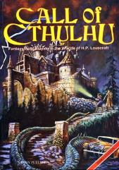 Call of Cthulhu (3rd Edition, Games Workshop/Chaosium Edition)