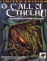 Call of Cthulhu (5th Edition) (Limited Edition)