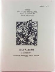 "#1 ""Cold Wars 1994"""