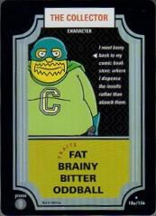 Simpsons Card Game - The Collector Promo Card
